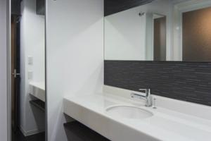 リノベーションデザイン事例リゾート~洗面台~